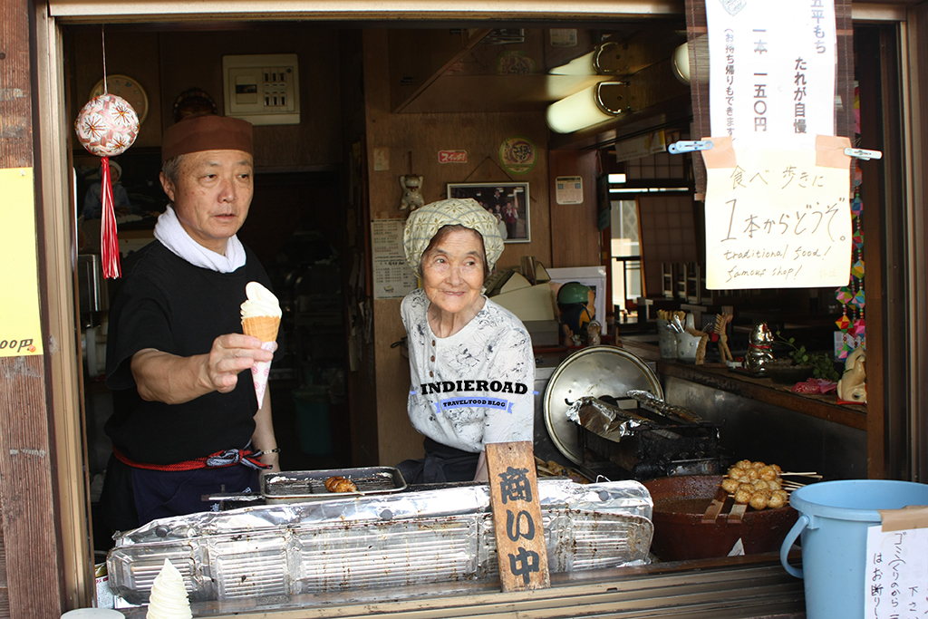 10 cose da mangiare assolutamente in giappone streetfood sushi