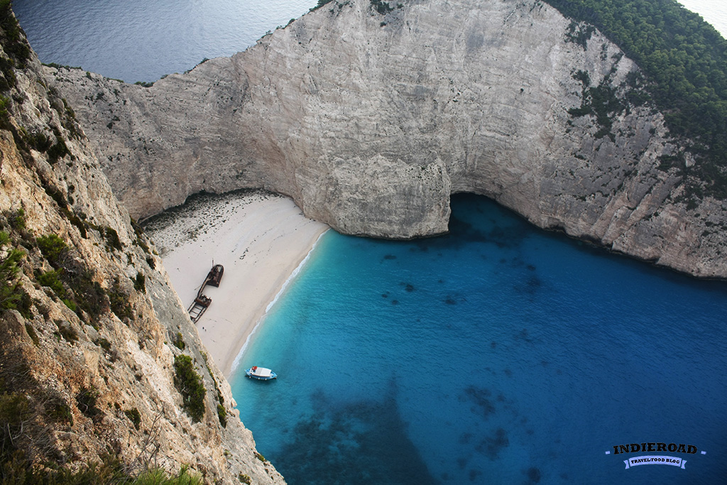 spiaggia relitto grecia 1