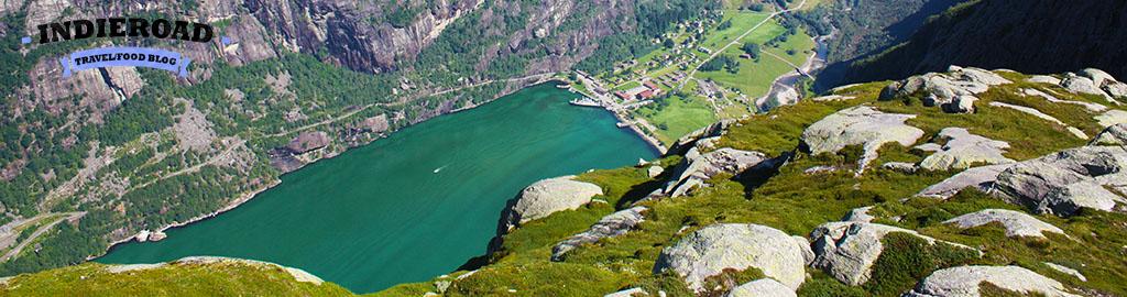 norvegia lysebotn banner