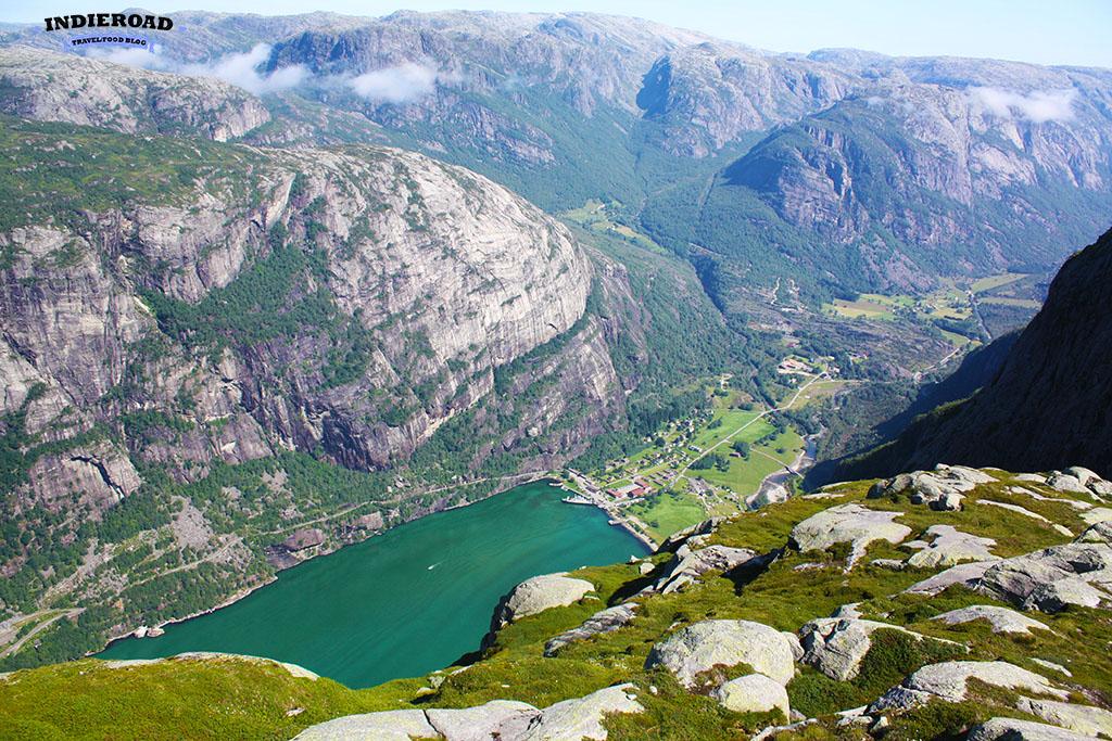norvegia strada lysebotn 8 kjeragbolten