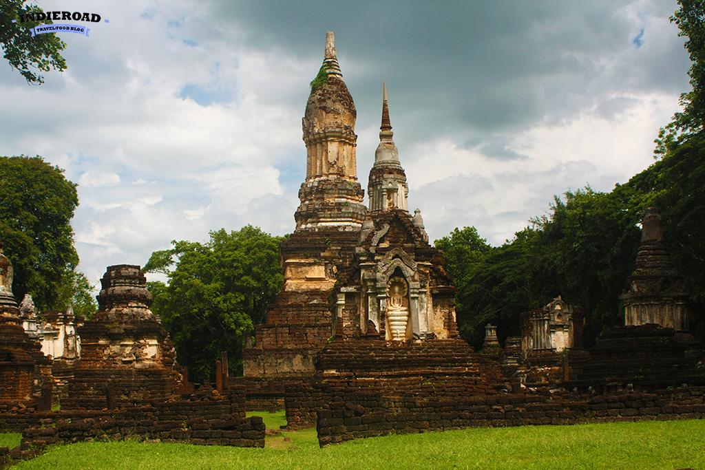 si satchanalai thailandia parco storico 2