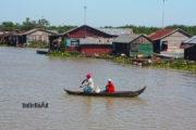 cambogia lago tonle sap villaggi galleggianti siem reap