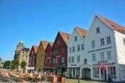 norvegia cosa vedere dove dormire bergen bryggen