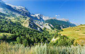 Milgiori parchi naturali d'europa Les Ecrins