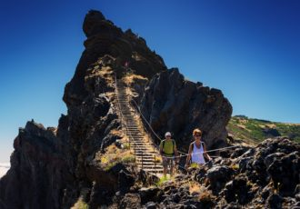 Walking Tour _Vereda do Pico do Areeiro Madeira Portogallo cosa vedere e fare