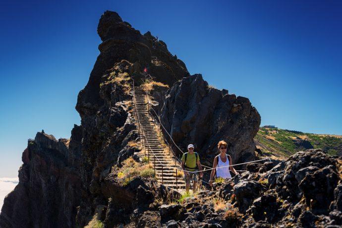Walking Tour _Vereda do Pico do Areeiro Madeira Portogallo cosa vedere e fare