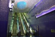napoli cosa vedere in due giorni cosa mangiare dove andare cosa fare stazioni metropolitana toledo piu belle d europa (1)