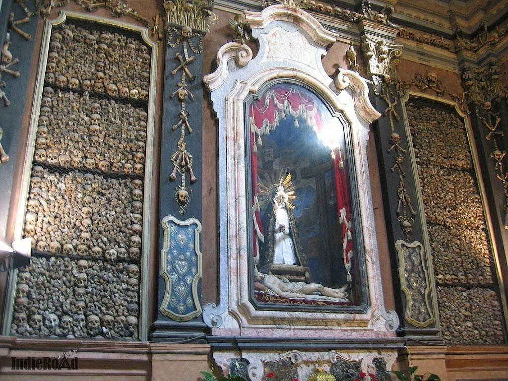 Chiesa di San Bernardino alle Ossa milano luoghi segreti