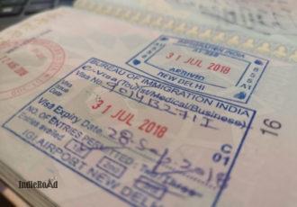 come ottenere e-visa india visto indiano online visto elettronico copertina