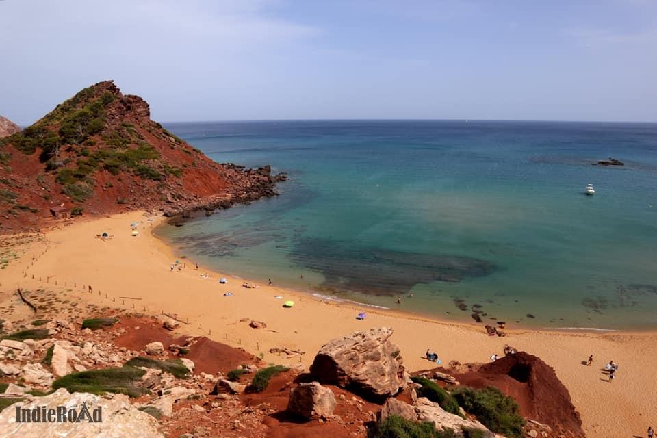 cosa vedere a minorca le spiagge più belle migliori baleari cala pilar (3)