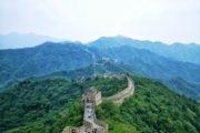 grande muraglia cinese di mutianyu durante uno scalo a pechino (4)