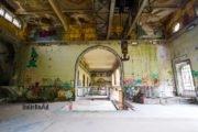 fabbrica abbandonata rovereto alumetal trentino