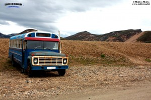 Landmannalaugar - Bus Into the Wild campo base