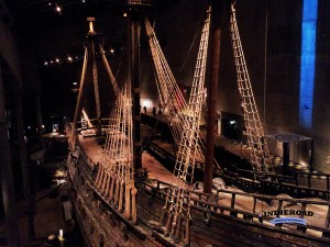 Vasamuseet Stoccolma