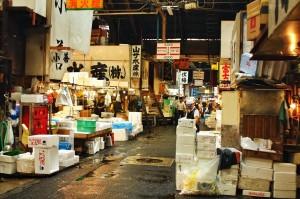 mercato del pesce fish market tokyo giappone 5