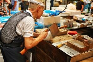 mercato del pesce fish market tokyo giappone 6